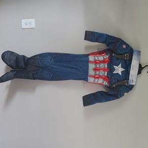 Costumes - Captain America Halloween costume
